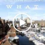 St Katharine Docks video house tour