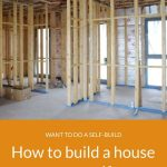 How to build a house yourself