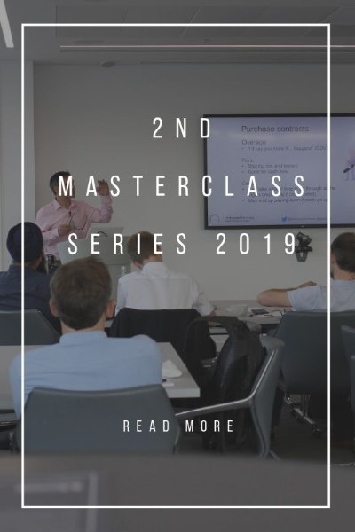 2nd Masterclass series