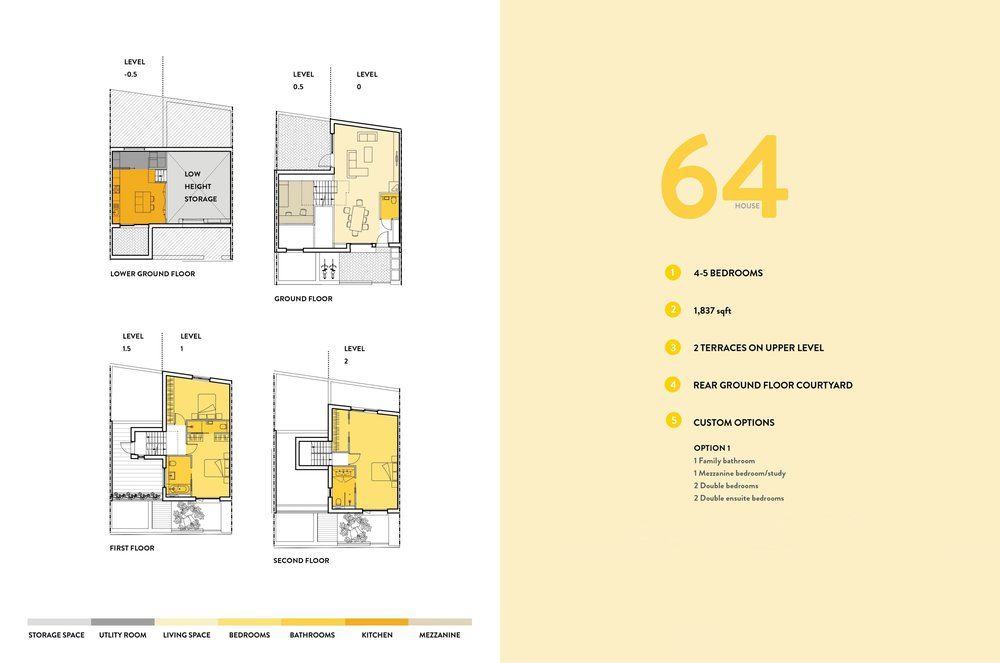 Blenheim Grove House 64 floorplan