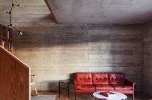 Weston Street living room