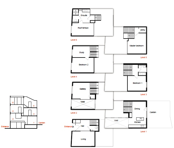 Shepherdess Walk House 98 floorplan