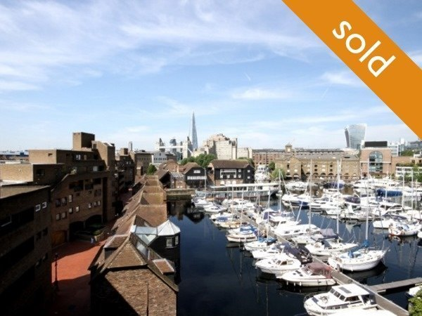 St Katharine Docks sold