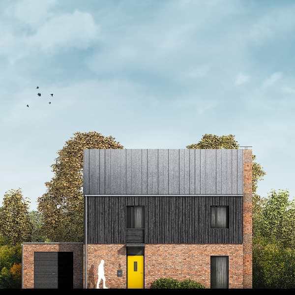 Pitman Tozer Architects house