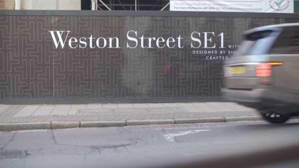 Weston Street SE1