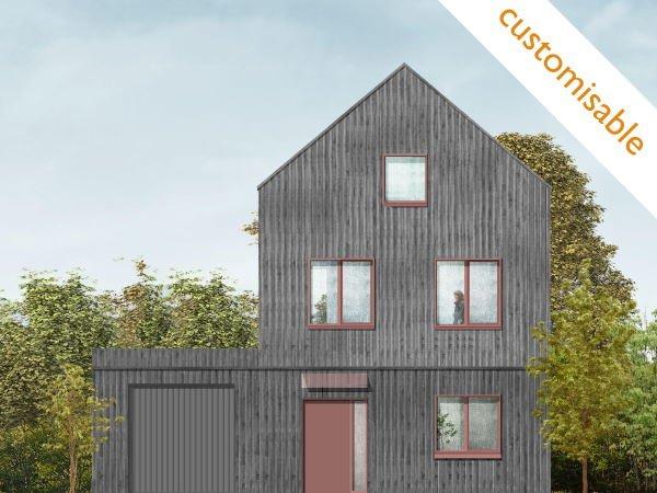 Mae Architects MyHouse Pound Lane custom build