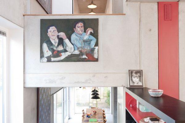 Zog House split level
