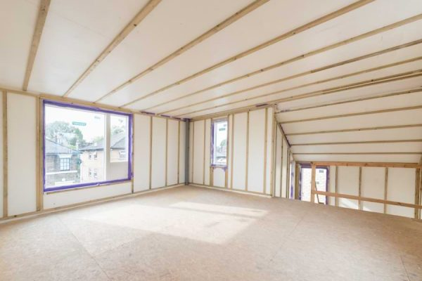 Blenheim Grove custom build shell