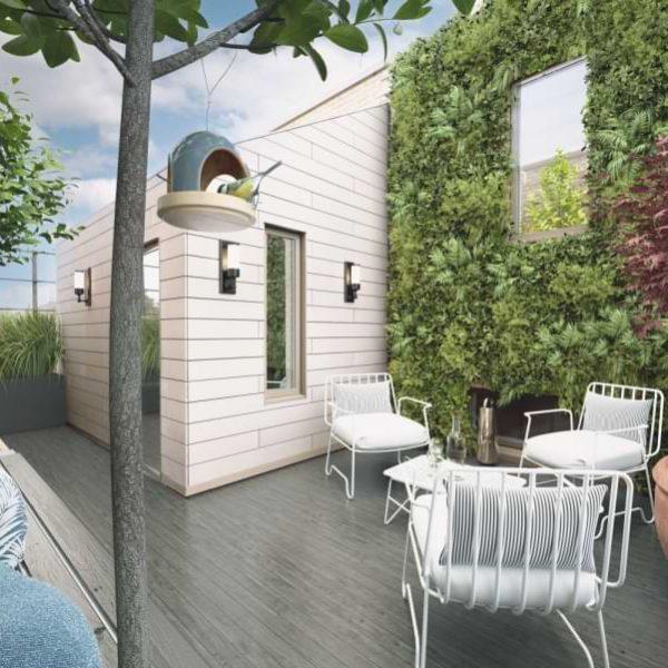 Blenheim Grove roof terrace 900