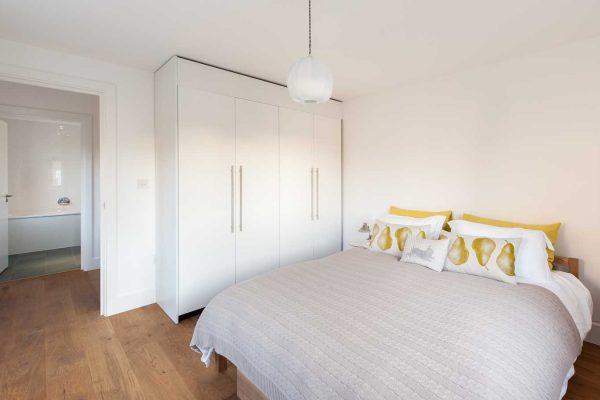 Essex Mews bedroom