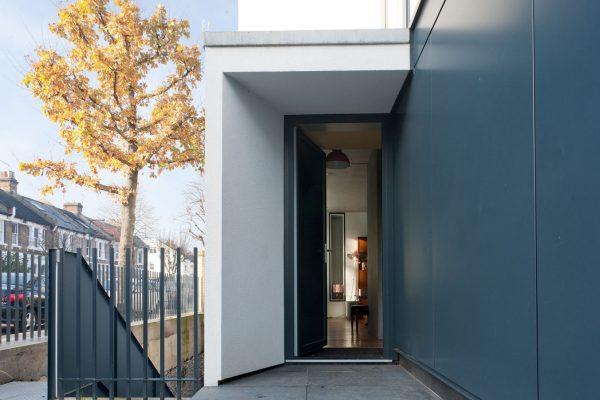 Zog House front door