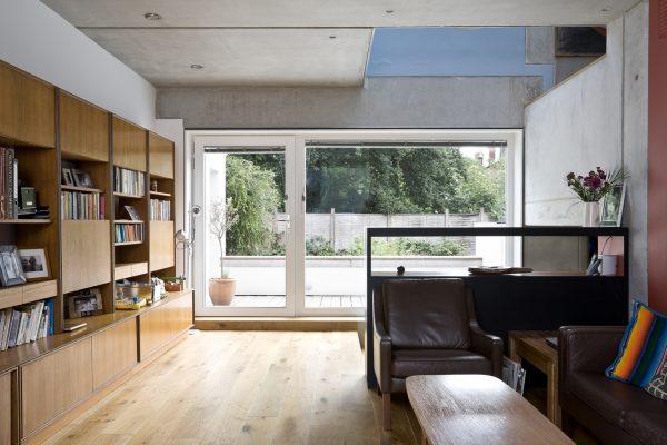 Zog House living room