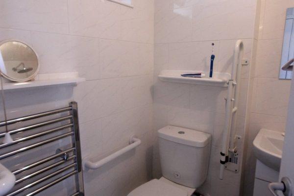 St Katharine Docks bathroom