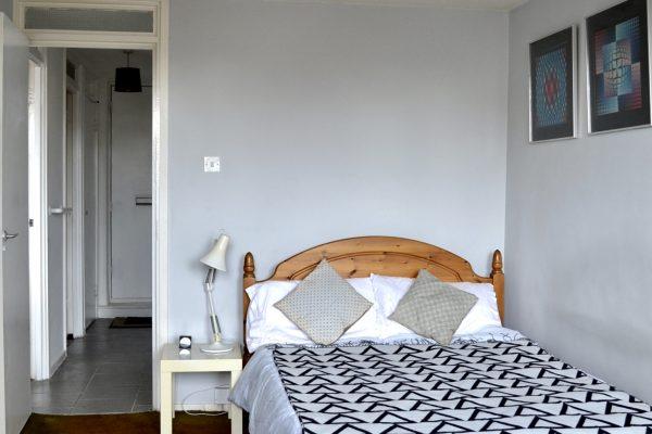 St Katharine Docks bedroom