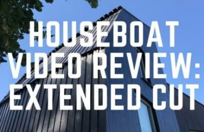 Houseboat house review video