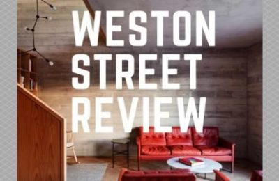 Weston street house tour review